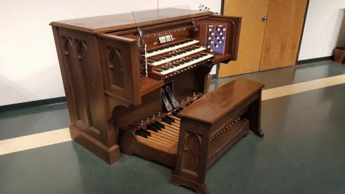 New Organ